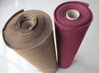 white and colored PP nonwoven fabric polypropylene nonwoven filter cloth