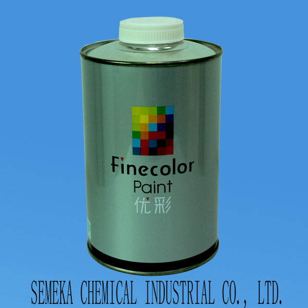 Chemical producer 2K Solid Car Paint
