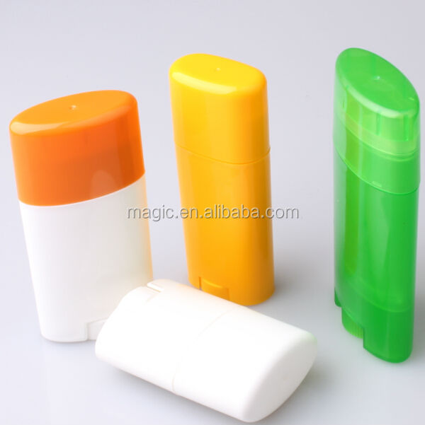 10 Year Manufacturer Cosmetic Stick Deodorant Container Packaging