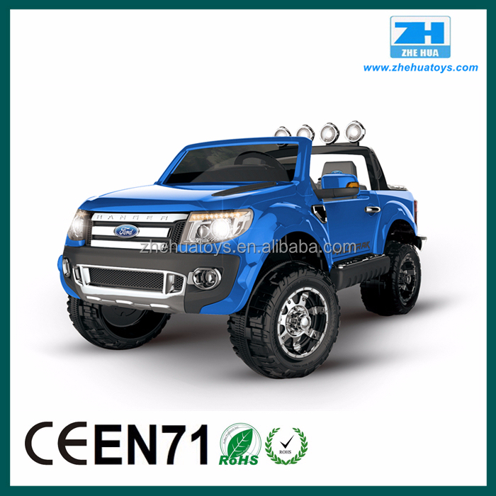 Licensed Ride On Car 2.4G RC Ride On Car Battery Operated Ride On Car Toys