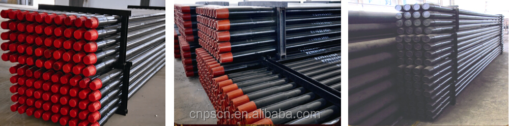 High Quality API 5DP S105 EU drill pipe price for oil drilling