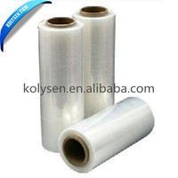 Embossed one side transparent PVC shrink film for file cover