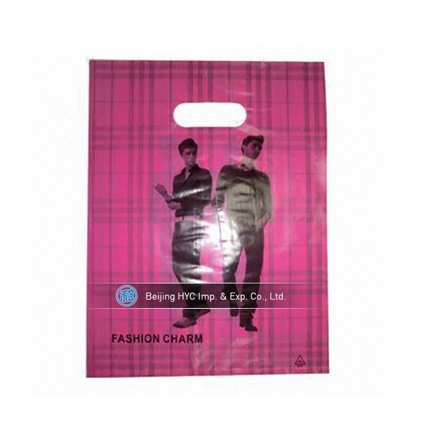 high quality and custom size plastic bag for pickles