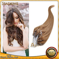 8A Quality 30Inch Indian Micro Links Loop Hair 1g Cheap Micro Ring Hair Extension