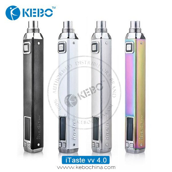 Lattest New Vapor Innokin ITaste VV 4.0 Authentic Innokin VV 4.0 Wick For Electronic Cigarette Itaste Vv Wholesale