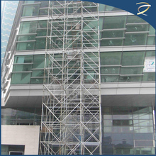Long Life Span Metal Door Type/ Scaffolding Frame System Frame Scaffolding For Sale