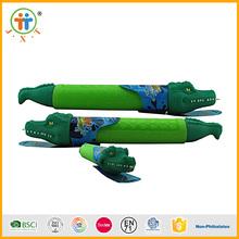 Wholesale 2017 crocodile 48CM kids foam toy water gun with low price