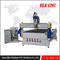 ELE 1325 electric wood router/3d cylinder statue cnc router with CE, CIQ, certification