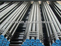 Good quality A106 GrB cold rolled 3PE surface plain end gas seamless carbon steel pipe