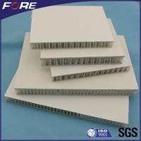 Discoloration Resistant FRP and polyurethane foam sandwich panel construction materials used for partition wall construction