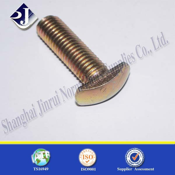 non-standard bolt/custom-made bolt/drawing make bolt/screw