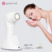 professional hand-held dry brushing face remove blackhead/dark spots device