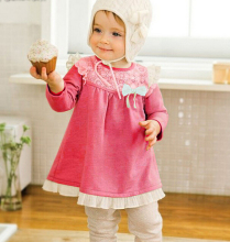d46892a girls boutique clothes t-shirts fall 2015 long sleeve autumn children clothing tshirts