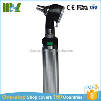 2017 NEW design super easy to operate portable digital otoscope ophthalmoscope
