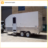 2015 hot sale Chinese Toy Hauler Trailer for sale Australia