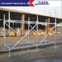High Bearing Capacity New Design Concrete Slab Formwork Scaffolding