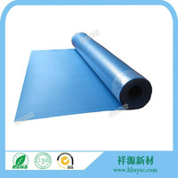 PE foam for underlayment