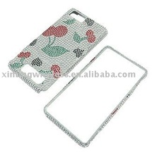 Cherries Full hard case for Motorola DROID X MB810
