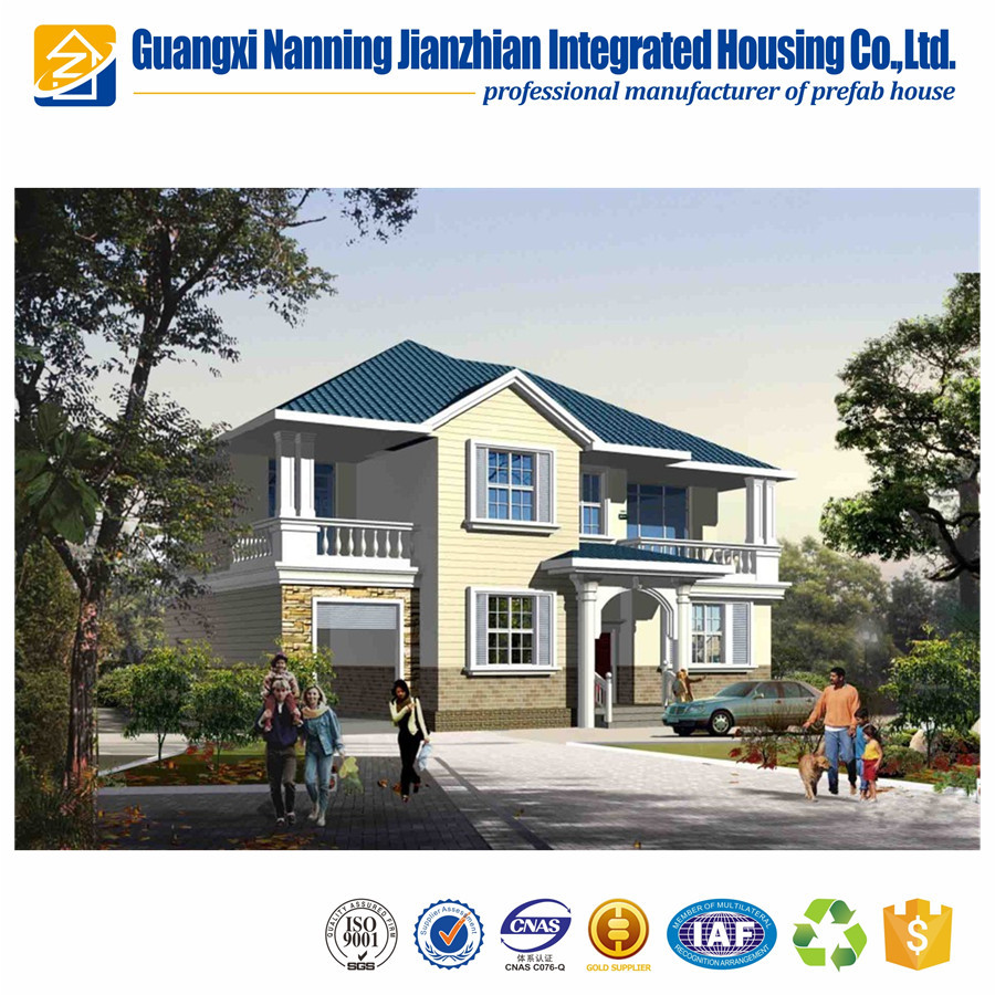 Villa,House,Prefab Club House Use and Steel Material luxury club house