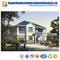 Villa,House,Prefab Club House Use and Steel Material luxury club house