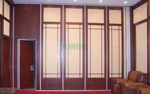 Sundproof Wood Melamine Acoustic Demountable Wall Partition