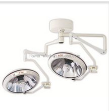 hospital use OT lamp shadowless surgical light double domes