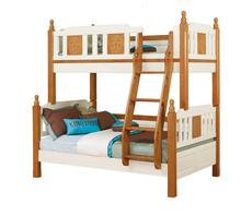 kids cars bunk beds International standard kindergarten bed solid wood bunk bed customized accepted SP-A-BC104M