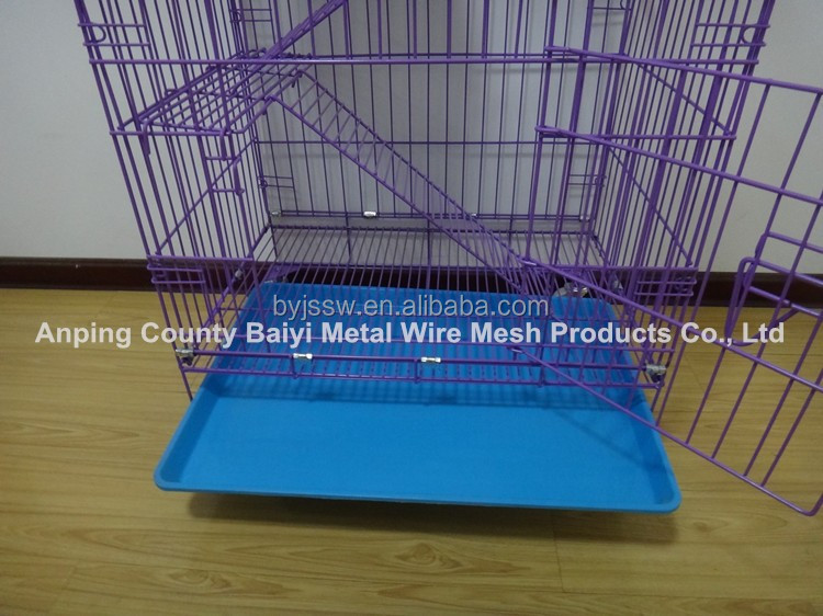 Popular wire Cat Cage Pet Cat Cage for Sale