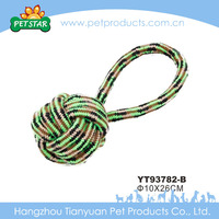 Wholesale Pet Accessory Cotton Dog Puppy Toy