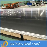 aisi 441 0.2mm thick mat surface stainless steel sheet metal