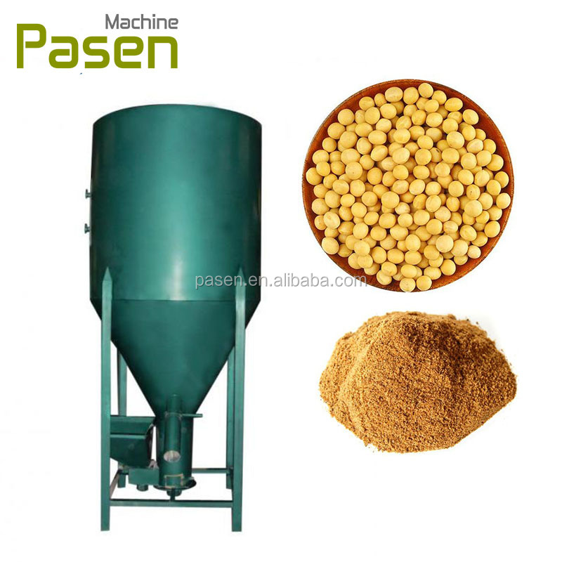 Poultry Feed Mixing Machine , Animal Feed Mixer Grinder ,Animal Feed Mixer And Grinder