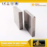 hot sale tungsten tungsten carbide draw plate for wear parts