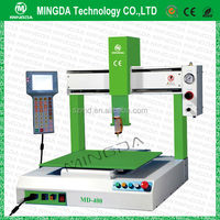 Auto dispensing robot/ dispensing robot 3 axis/ glue dispenser digital control