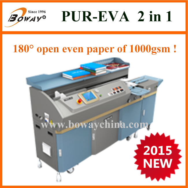 Boway 10 in 1 whole function 1 machine completed photo album making machine