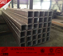 Supplier welded rectangular and square tube/Manufacturer rew pipe/High quality rectangualr hellow section