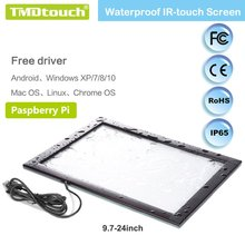 [TMDtouch]waterproof IR touch screen