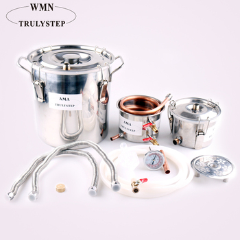 MSTC03 30L Stainless Steel Copper Pipe Home Beer Brewing Kit