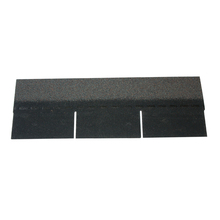 single layer red asphalt shingles / 3-TAB of asphalt roof tile