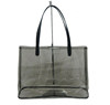 2015 hot sale clear grey PVC beach bag for promotion