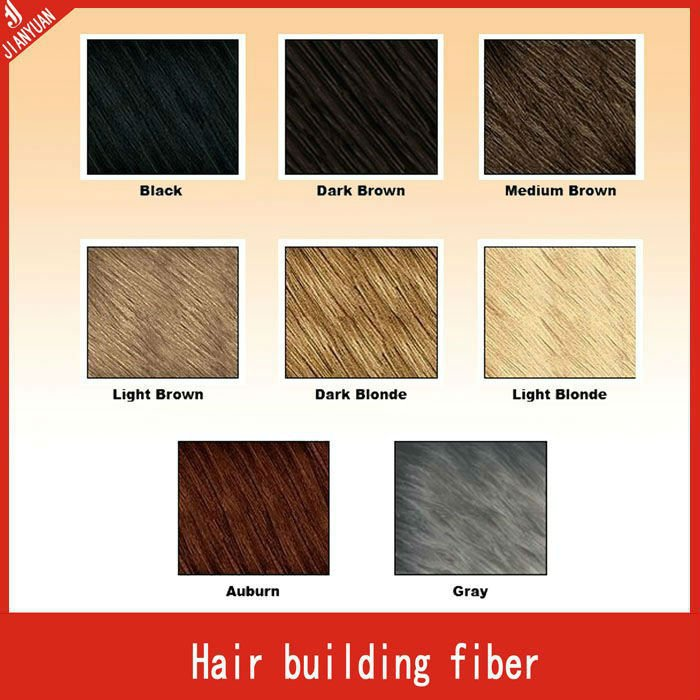 Hair Building Fibres Hair Food OEM