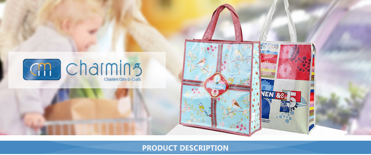 New arrival custom design activity promotion felt handmade bag