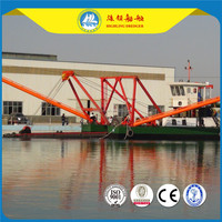 500mm 20inch River Sand Dredger 4000m3