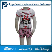 2016 new children wear/girls boutique outfits/children clothing manufacturers china
