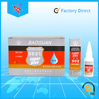 2016 cheap price and top quality 502 super glue with 15g plastic bottle packing, bond within 3 or 5 seconds