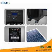 New Design 12v 10w Portable Solar Home System Dc Solar System For Charging Mobile Phone