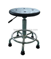 Antistatic lab esd stool with holes LN-2220