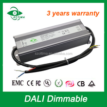 24v 4.15a power supply ip67 100 watt dimmable led driver with saa ce etl certificate