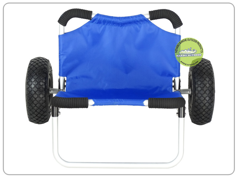 Folding Beach Cart,Kayak Cart and Kayak Dolley Seat