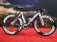 China good supplier Best sell complete carbon fiber road bike (TF-SPB-013)