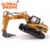 High Quality Global Droen Huina 1560 RC Excavator 1:14 2.4G RC Charging Car Broken Disassemble Truck Engineering Vehicle Toys